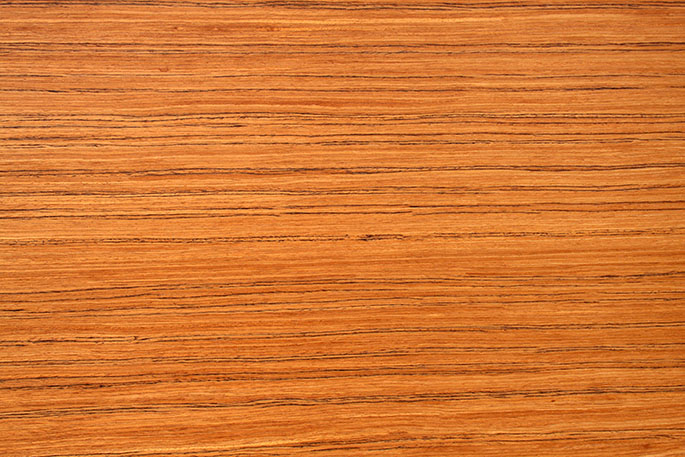 Italian teak quartered earthsmart veneer by oakwood veneer for Oakwood veneers